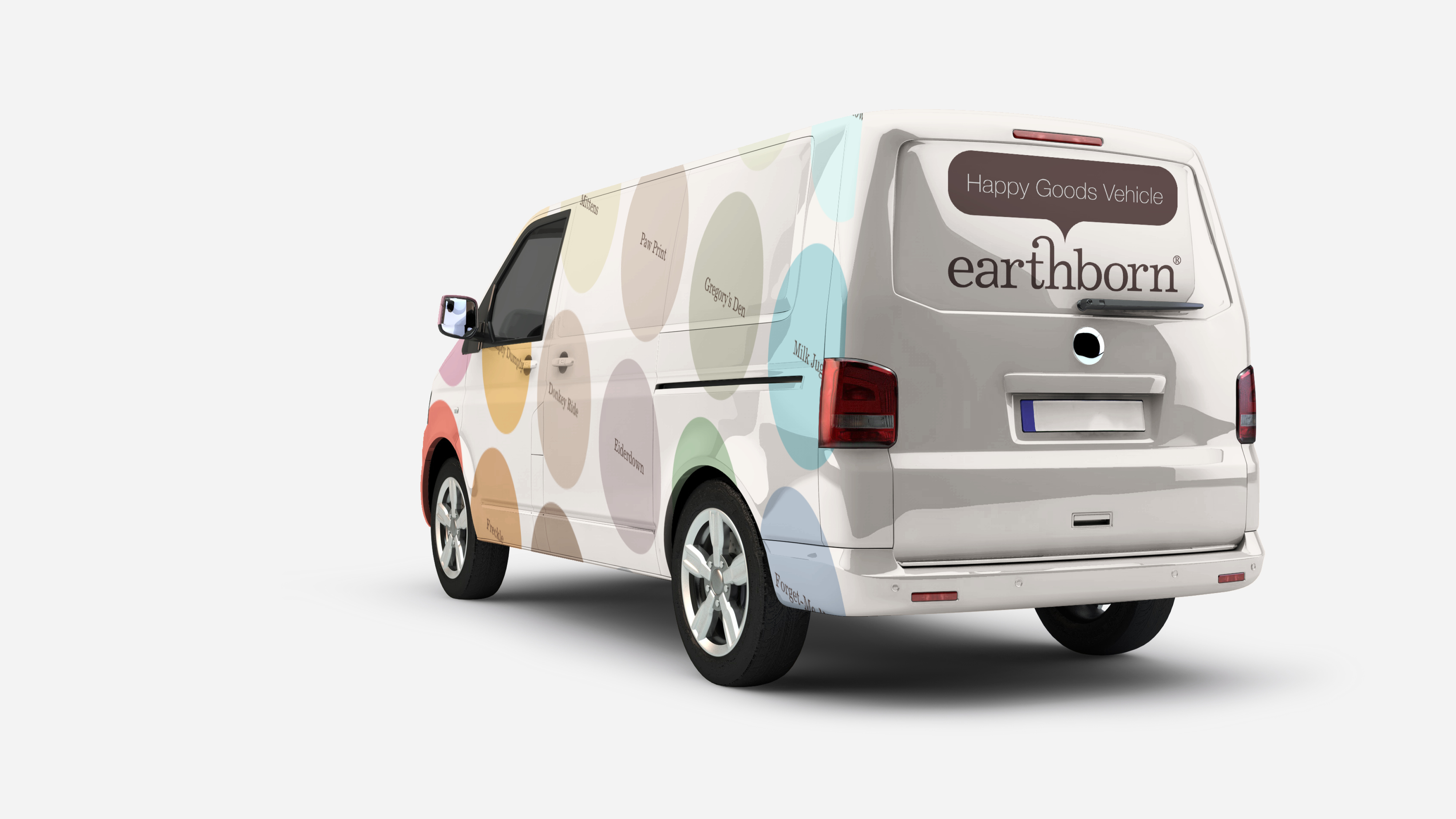 Earthborn Van Livery