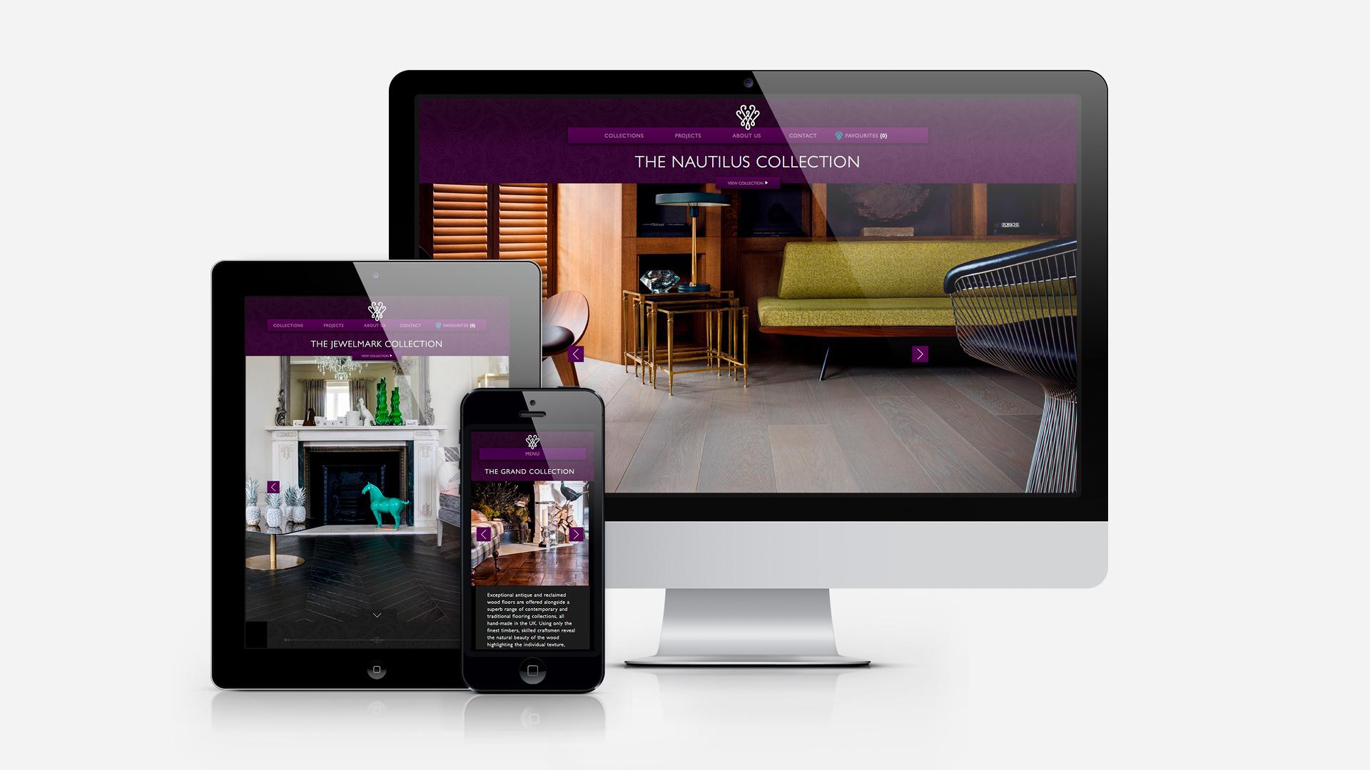 Victorian Woodworks Website