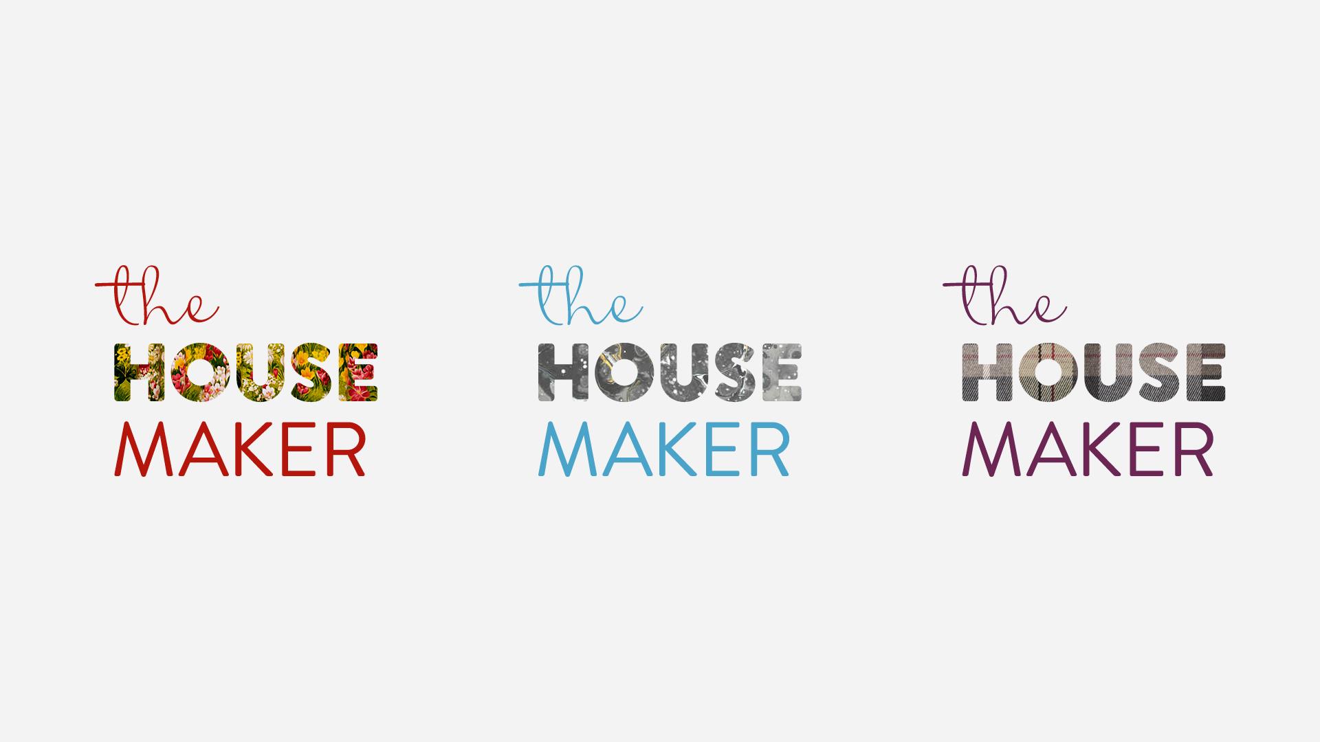The House Maker Logo